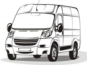Freede GmbH Transport mit Bulli